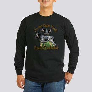 Bluetick Coonhound Long Sleeve Dark T-Shirt