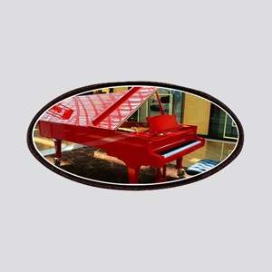 Simply red: grand piano Patch