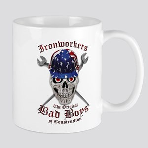 Bad Boys US Flag Mugs