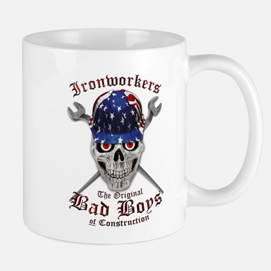 Bad Boys US Flag Mugs