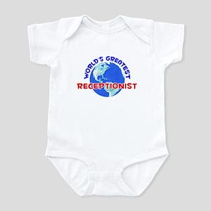World's Greatest Recep.. (E) Infant Bodysuit