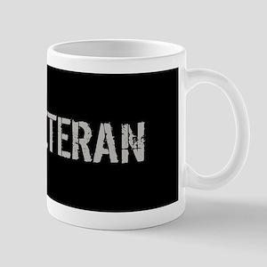 Police: Veteran (Thin Blue Line) Mug