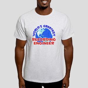 World's Greatest Recor.. (E) Light T-Shirt