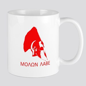 MolonLabeSpartan Mugs