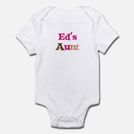 Ed's Aunt Infant Bodysuit
