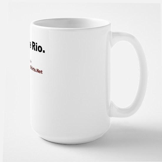 Pinche Rio Poker Mug (poker gift)