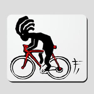 Kokopelli Bicycle Mousepad