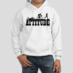 Attitude Triathlon Hooded Sweatshirt