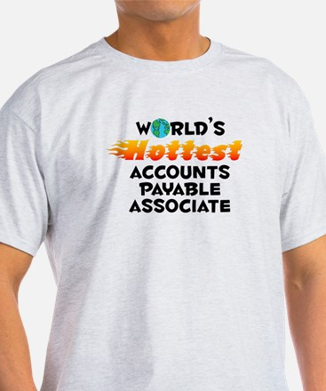 World's Hottest Accou.. (C) T-Shirt