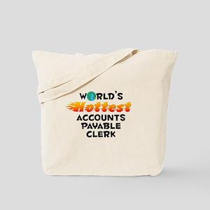 World's Hottest Accou.. (C) Tote Bag