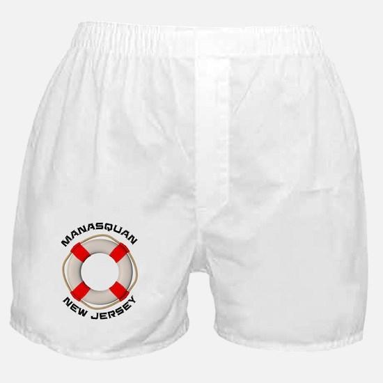 Cute Manasquan new jersey Boxer Shorts