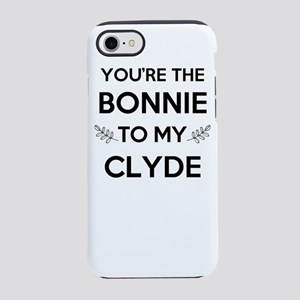 Bonnie and Clyde shirts iPhone 8/7 Tough Case