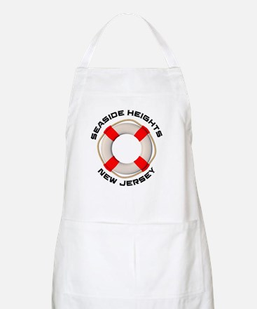 Funny Seaside heights vacation Light Apron