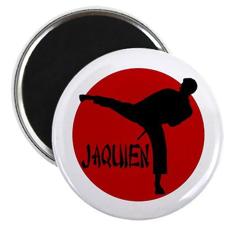 Jaquien Karate Magnet
