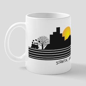 Come To Scranton Mug