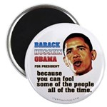anti-Obama Fool the People Magnet