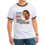 anti-Obama Fool the People Ringer T