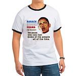 anti-Obama Fool the People Ringer T