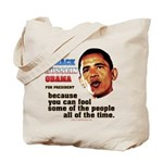 anti-Obama Fool the People Tote Bag