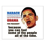 anti-Obama Fool the People Small Poster