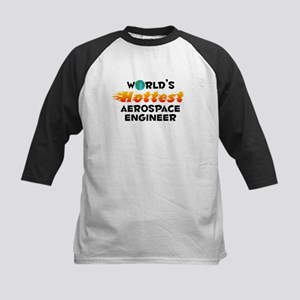 World's Hottest Aeros.. (C) Kids Baseball Jersey