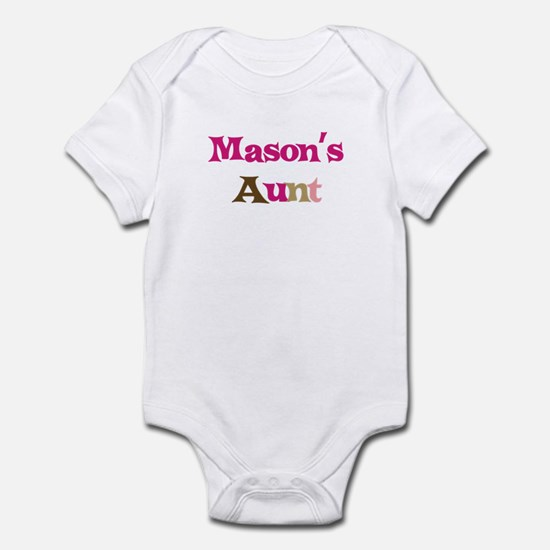 Mason's Aunt Infant Bodysuit