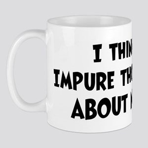 Niki (impure thoughts} Mug