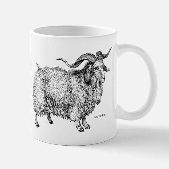Angora Goat Mug