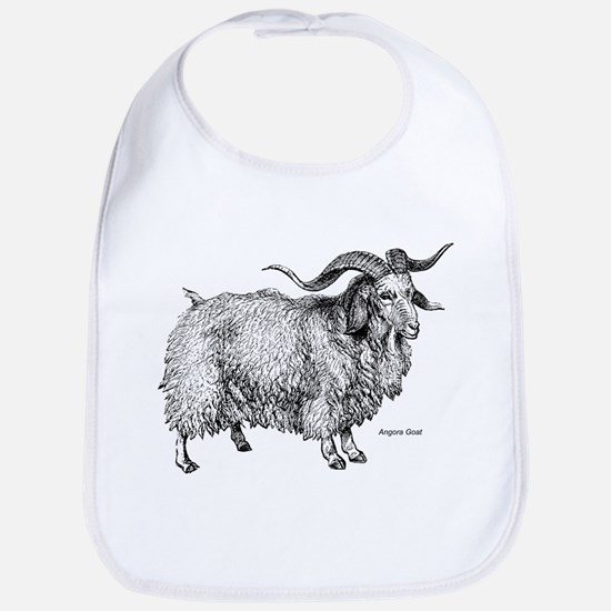 Angora Goat Bib