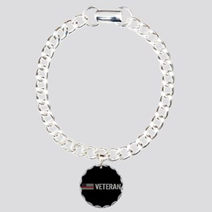 Firefighter: Veteran (Th Charm Bracelet, One Charm
