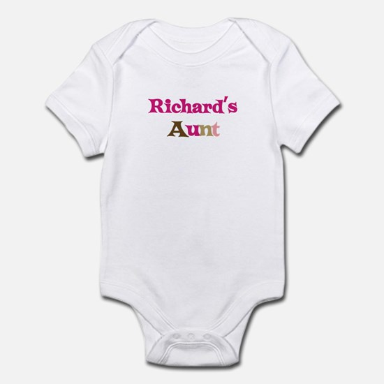 Richard's Aunt Infant Bodysuit