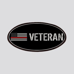 Firefighter: Veteran (Thin Red Line) Patch