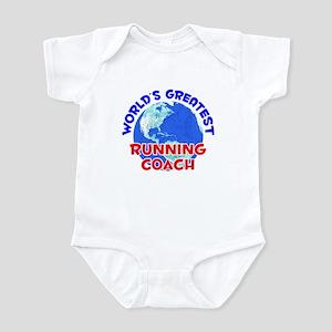 World's Greatest Runni.. (E) Infant Bodysuit