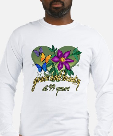 Beautiful 99th Long Sleeve T-Shirt