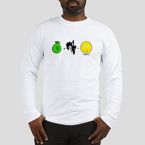 Money Plus Long Sleeve T-Shirt