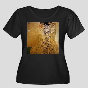 Klimt, Adel Bloch Bauer's Po Plus Size T-Shirt
