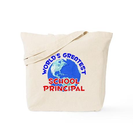 World's Greatest Schoo.. (E) Tote Bag