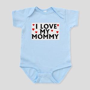 I Love My Mommy Infant Creeper
