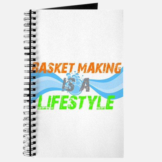 Basket making is a liefstyle Journal