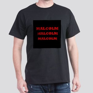 Malcolm Dark T-Shirt