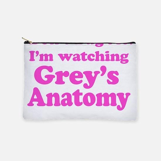 Don't Bug Me I'm Watching Grey's Anatomy Makeup Ba
