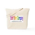 Staff Shirt Co Logo Tote Bag