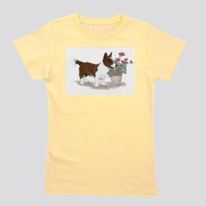 Red Brindle Cardigan Corgi T-Shirt