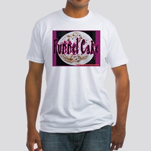 Funnel Cake Fitted T-Shirt
