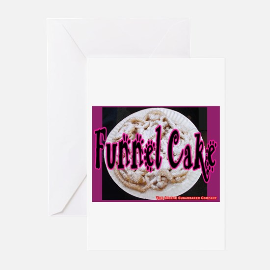 Funnel Cake Greeting Cards (Pk of 10)