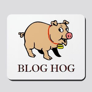 BLOG HOG Mousepad