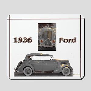 1936 Ford Elegance Mousepad