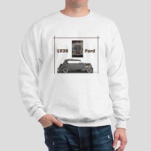 1936 Ford Elegance Sweatshirt