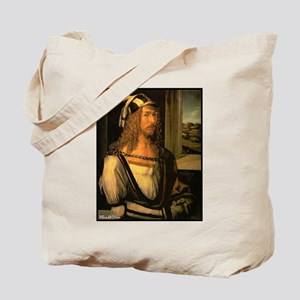 "Faces ""Durer"" Tote Bag"