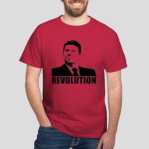 Reagan Revolution Dark T-Shirt